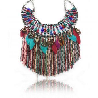 http://www.bijouxdecamille.com/15097-thickbox/collier-tribal-style-saidi-en-metal-argente-chaines-de-metal-colorees-perles-et-plumes.jpg