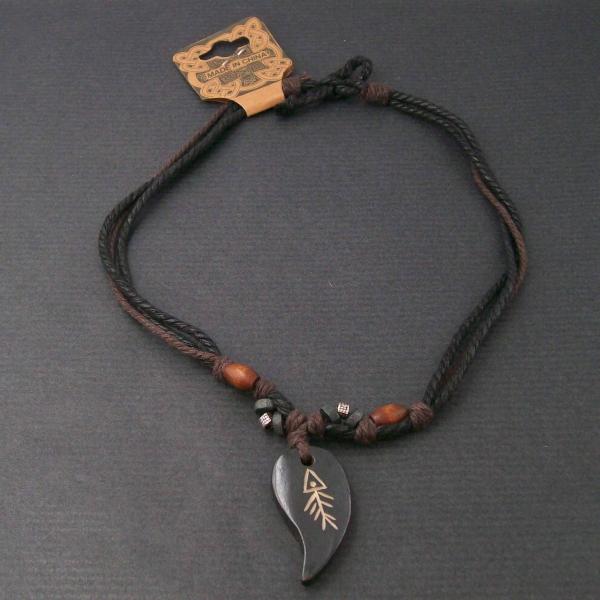 """Corde De Bois Pas Cher : """" en bois et corde Les bijoux de Camille, bijoux fantaisie pas cher"""