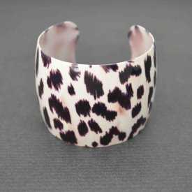 "Bracelet ""Cow Boy"" - Noir"