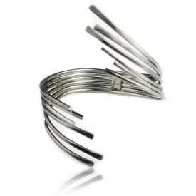 """Bracelet """"Katerina Vassou - Wings"""" en métal"""