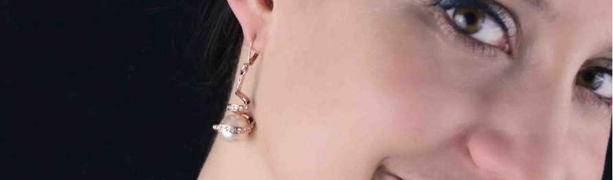 Boucles d'oreilles pendants