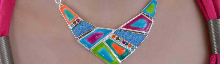 Bijou Ikita : colliers fantaisies de créateur | Les Bijoux de Camille