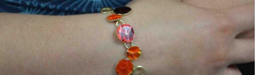 Bracelets émail