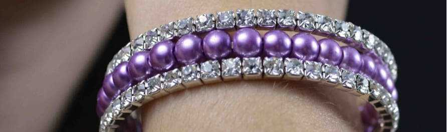 Bijoux fantaisie pas cher, bracelet perles | Les Bijoux de Camille