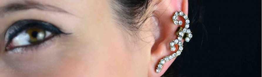 Ear Cuff / Tour d'oreilles